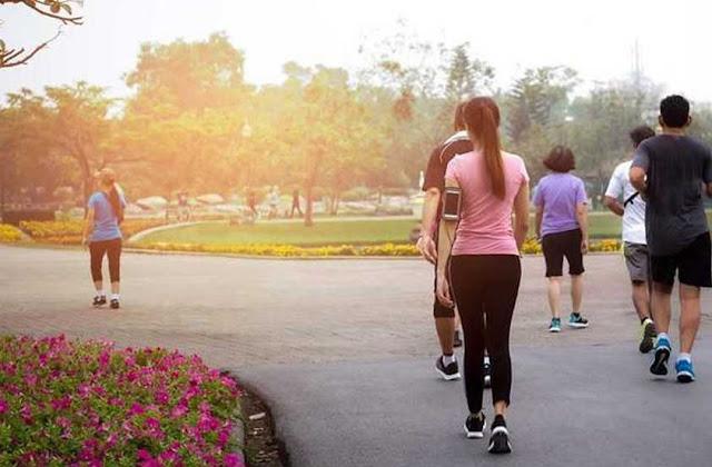 Những sai lầm cần tránh khi đi bộ mà nhiều người hay mắc phải