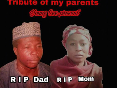 Tribute To My Parent