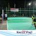 Desa Pantai Harapan Menggelar Turnamen Bola Volly Cup II 2019