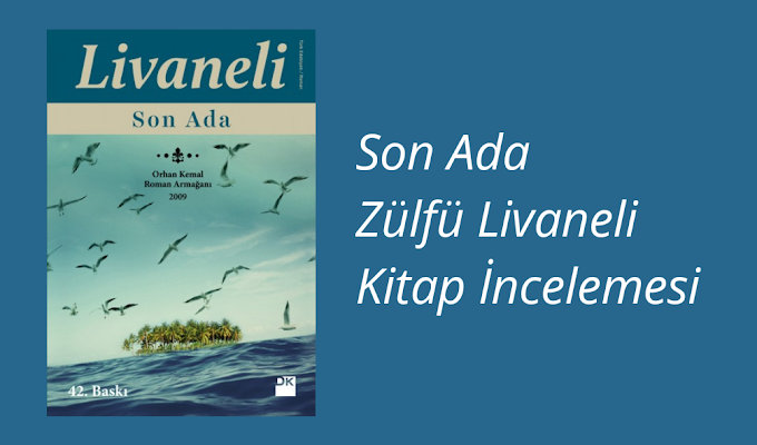 Zülfü Livaneli- Son Ada