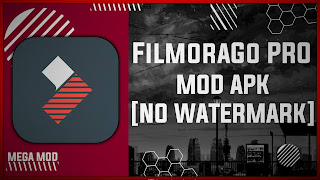 FilmoraGo PRO MOD APK [FULLY UNLOCKED - NO WATERMARK] Latest (V5.5.0)
