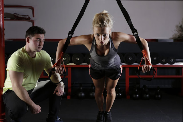 get a personal trainer to help you get up in the morning
