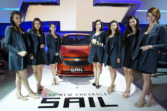Chevrolet Sail Hopes to Revive Sales For The American Manufacturer in Philippines