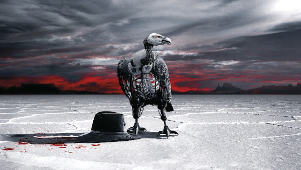 Westworld season 2 HBO poster