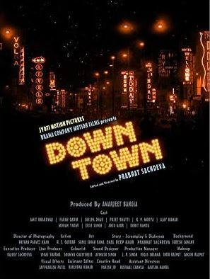 Down Town (2021) Hindi 200MB HDRip 480p x264