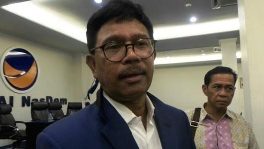 Nasdem Tegaskan Tak Ada Kursi Menteri Untuk Kubu Prabowo