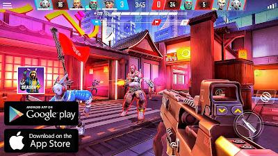تحميل لعبة ShadowGun War Games الأسطورية على أجهزة الأندرويد