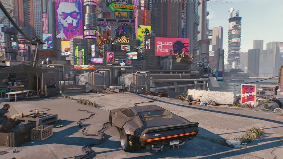 Cyberpunk 2077 for ps5