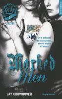 {Chronique} *Fatima*  Encore un Coup de Coeur pour Marked Men 2 Jet de Jay Crownover chez Hugo New Romance <3 <3  Ayden et Jet on su me charmer   http://lesreinesdelanuit.blogspot.fr/2016/05/marked-men-saison-2-jet-de-jay-crownover.html