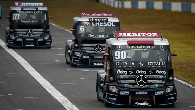 Caminhão mais seguro do Brasil, Novo Actros é o Safety Truck em Interlagos