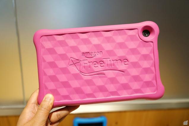 تطلق أمازون أجهزة لوحية للأطفال في اليابان