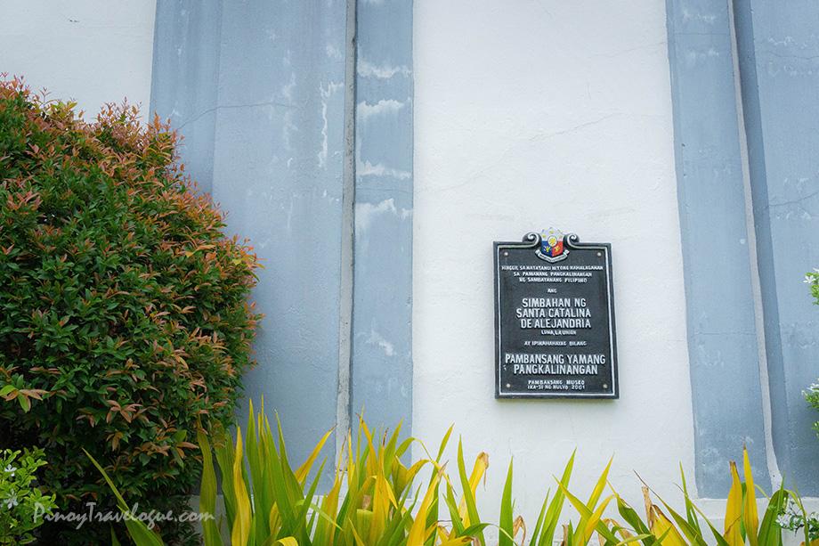 National Cultural Treasure marker