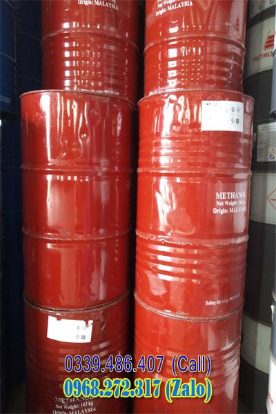 Dung môi Methanol - Methyl Alcohol - CH3OH