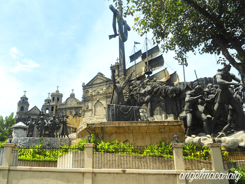 Cebu Heritage Monument, Parian