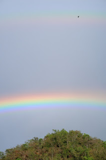 double rainbow in puriscal