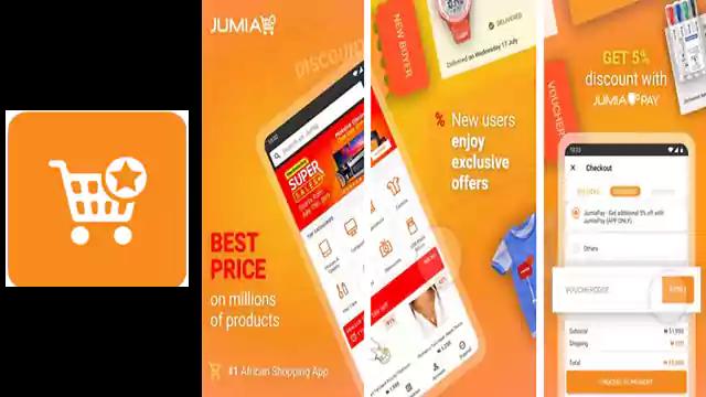 تحميل تطبيق اندرويد جوميا Jumia متجر اليكتروني