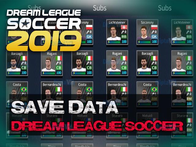 kumpulan-save-data-dream-league-soccer