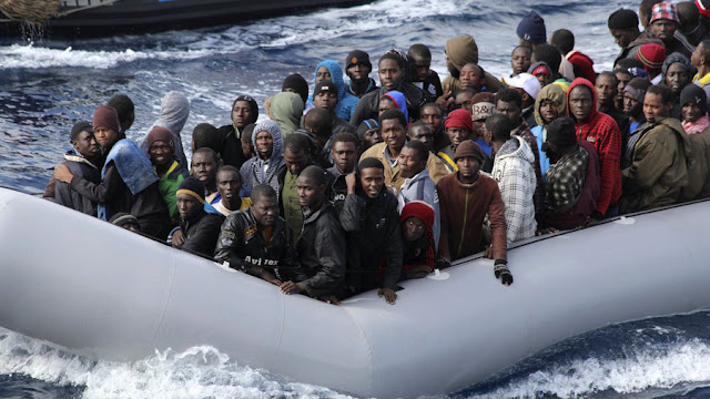 African economic migrants