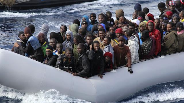 African economic migrants