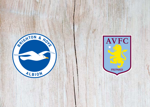 Brighton & Hove Albion vs Aston Villa -Highlights 18 January 2020