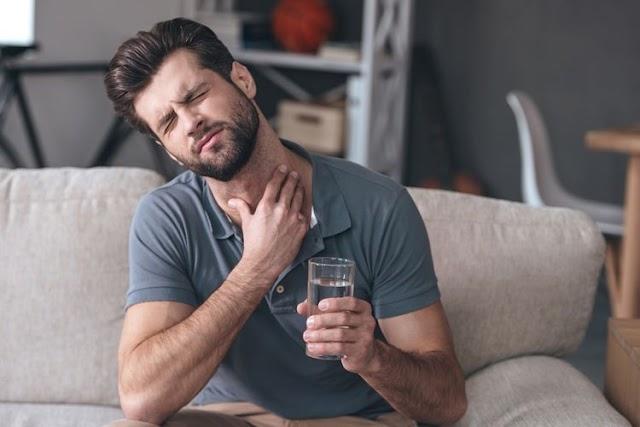 Efek Berbahaya Pada Tenggorokan Akibat Naiknya Asam Lambung