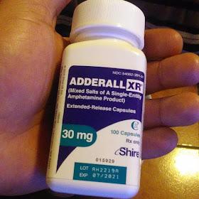 pillole per la dieta adderall