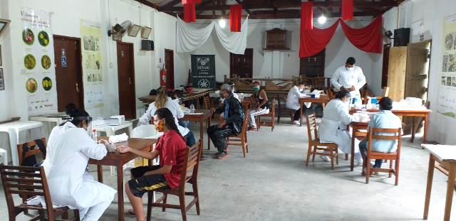 Parceria garante exames gratuitos em massa de COVID-19 para moradores de Registro-SP