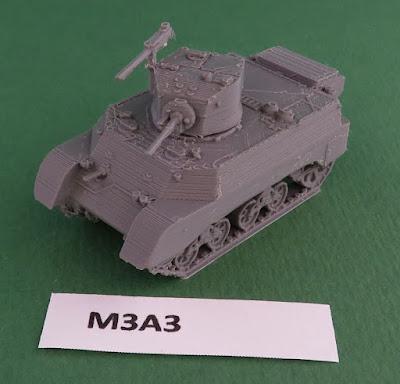 Stuart Tank picture 4
