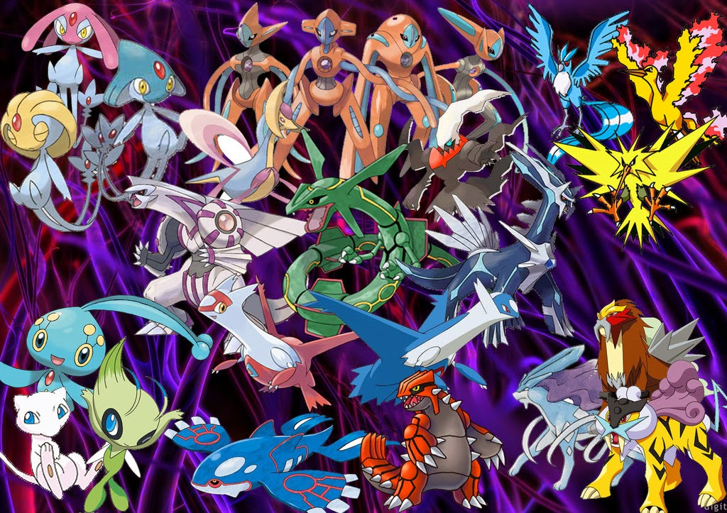 Legendary Pokemon Best Flash Games