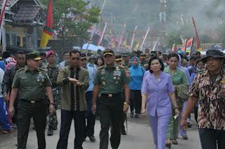 Panglima TNI : Karya Bakti TNI Untuk Masyarakat Banyak