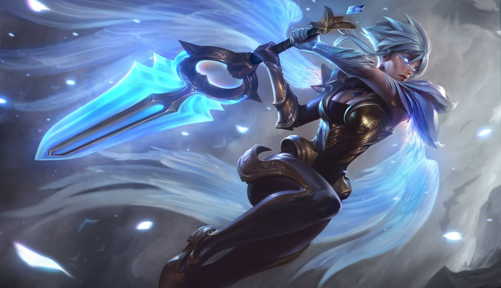 Nb Yasuo And Db Riven High Res 3840x1093 Requested Bonus Art
