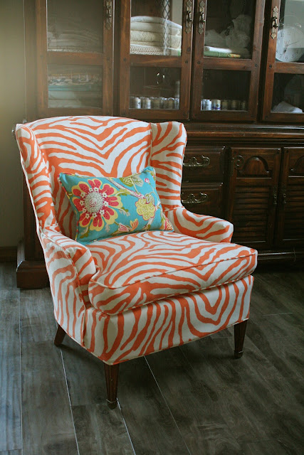 Custom Slipcovers By Shelley: Sewing Contest Week #2