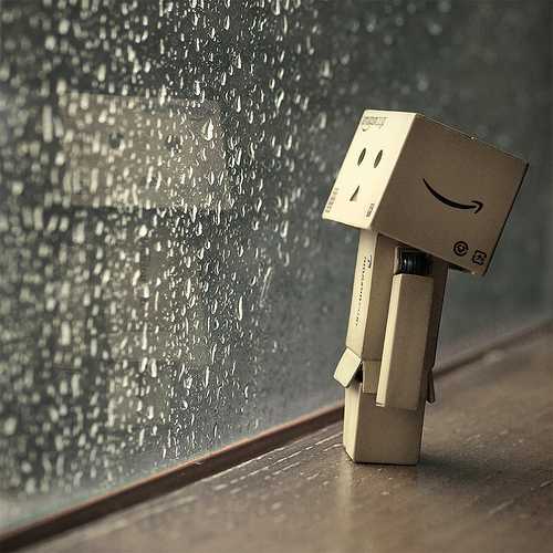 Danbo Collection  Invisible Note