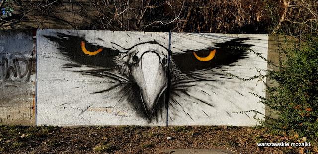 warszawa warsaw mural warszawskie murale streetart graffiti