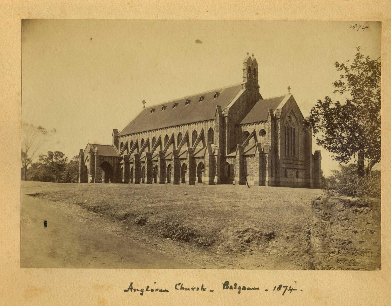Anglican Church, India, 1874