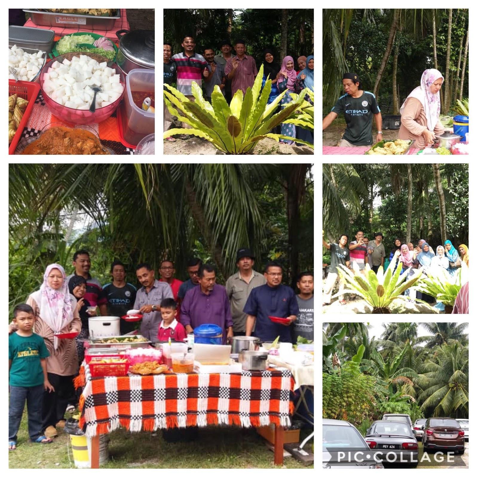 hari raya aidilfitri 2019, kronologi aidilfitri, bergembira dengan keluarga