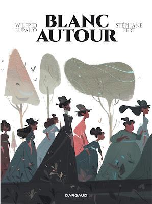 Livre BD Blanc Autour L'Agenda Mensuel - Janvier 2021