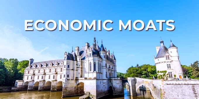 Economic moats of evaluating stocks or companies
