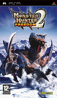 Monster Hunter Freedom 2 [PSP] (Español - ISO) [MEGA]