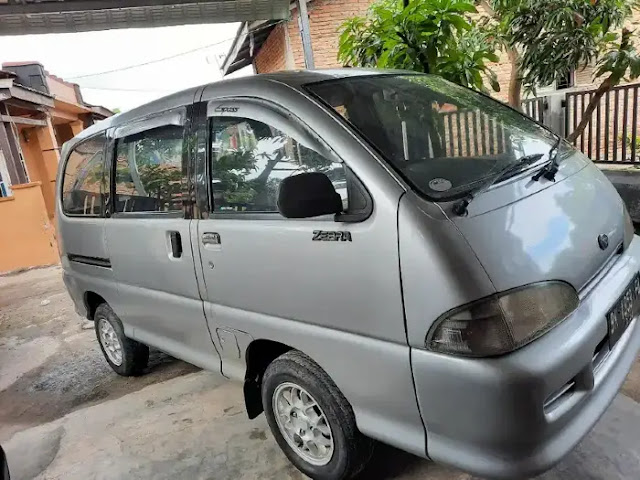Berbagai Jenis Mobil Espass - Daihatsu Espass 2000
