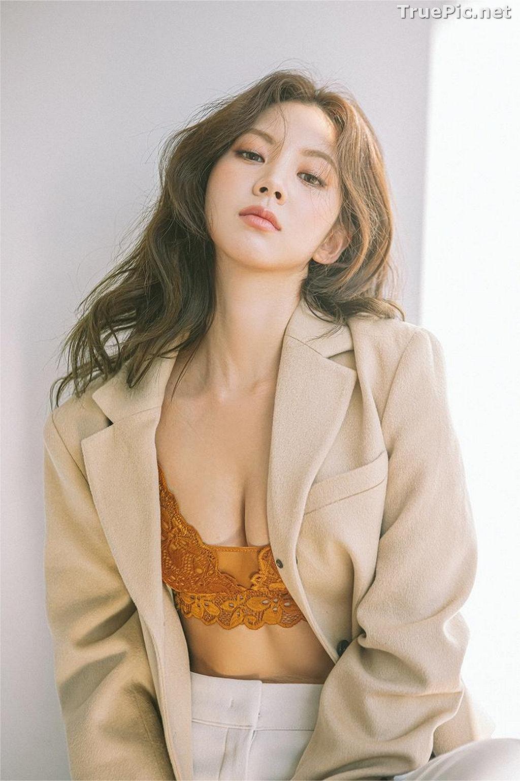 Image Korean Fashion Model – Lee Chae Eun (이채은) – Come On Vincent Lingerie #10 - TruePic.net - Picture-2
