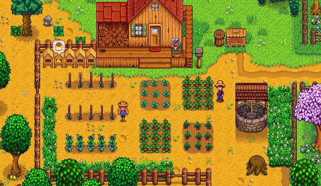 Stardew Valley Farm