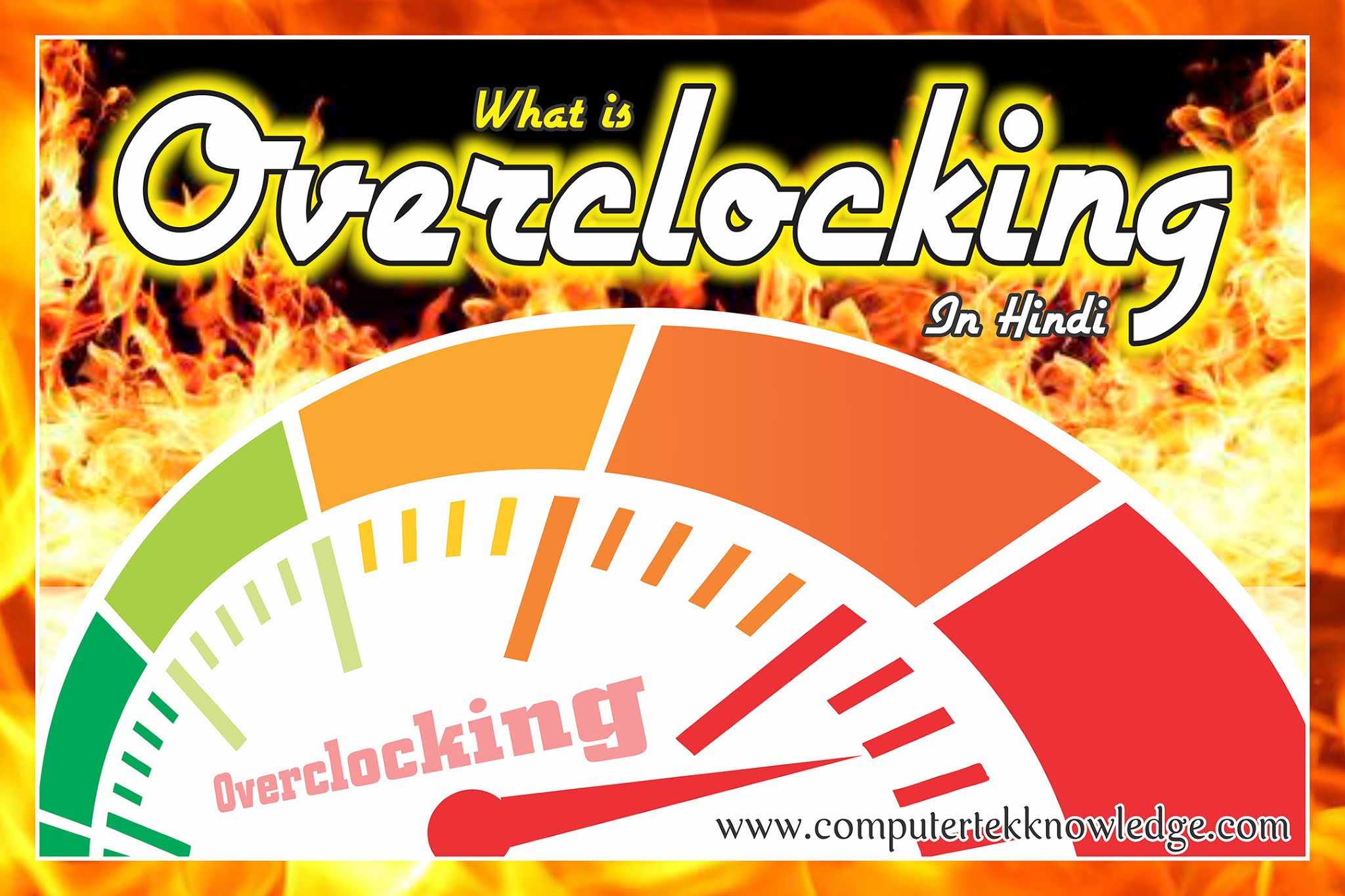 what is overclocking in hindi