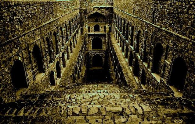haunted khooni darwaza, Haunted Places in Delhi