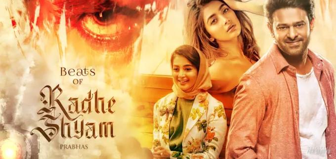 Radhe Shyam full Movie Download filmywap Hindi Dubbed 720p Prabhas