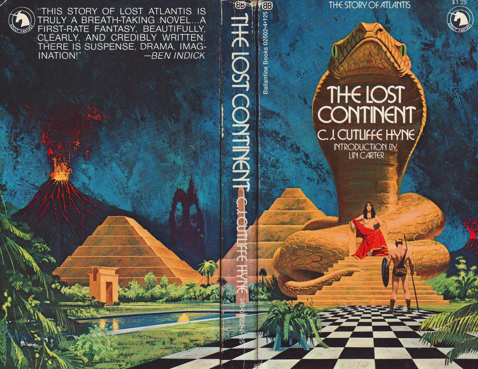 an overview of the myth of the lost continent of atlantis Atlantis found is the history channel's latest stab at trying to uncover the supposed truth behind the lost continent of atlantis, and like its previous efforts, it relies on untenable assumptions to force plato's fictitious allegory into the framework of history this version makes no bones .