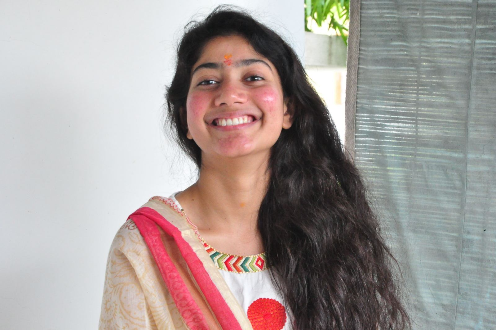 sai pallavi smiling stills at movie launch in white dress by indian girls whatsapp numbers