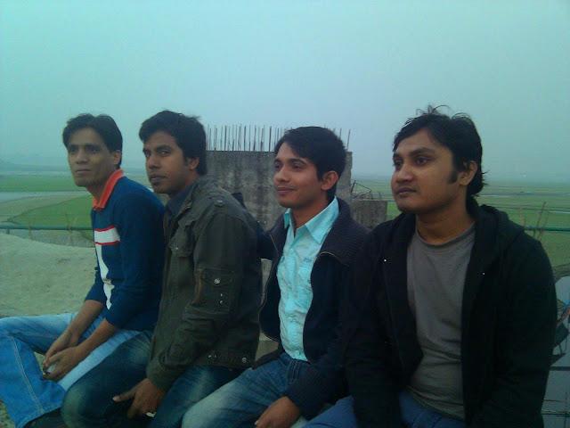SumonSutradhar-at-birulia-Bridge
