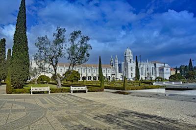 lapping por Pixabay    - Matéria Belém de Lisboa - BLOG LUGARES DE MEMÓRIA