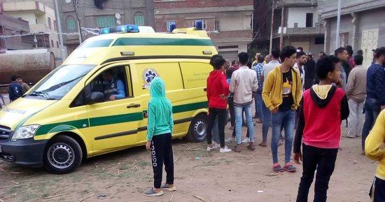 طالب إعدادى ينتحر شنقا  بسبب تعنيف والده لعدم التزامه فى المدرسة